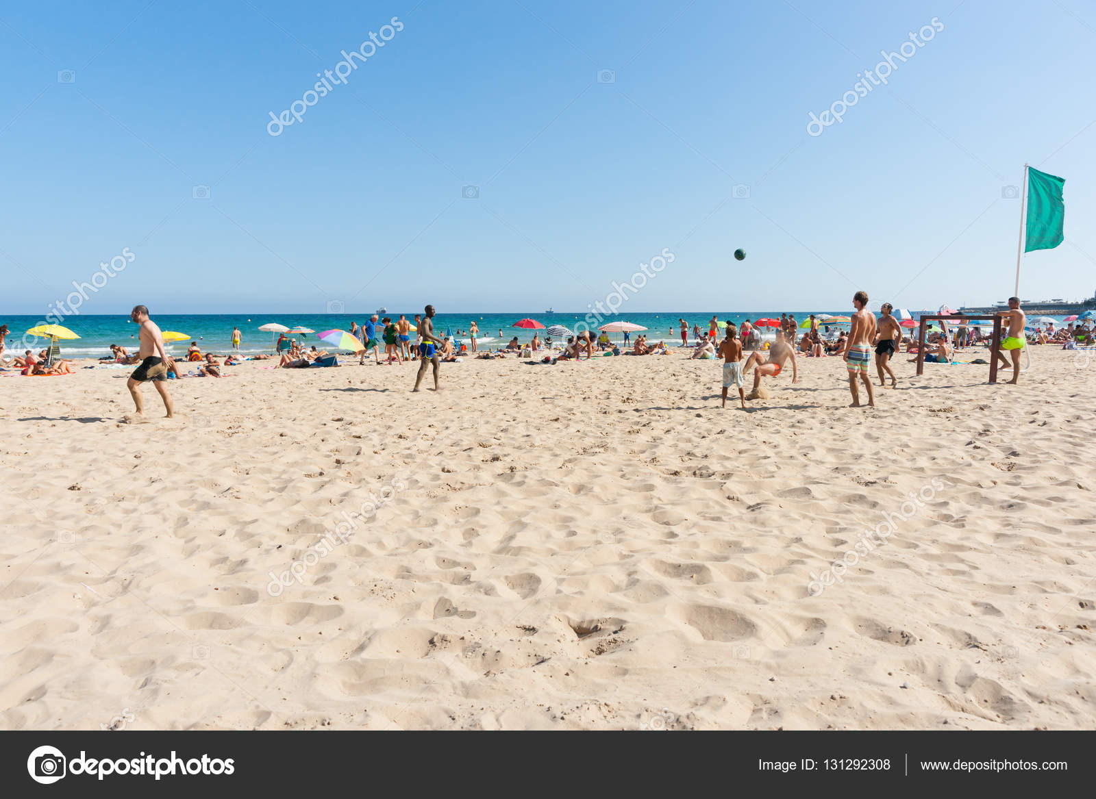 Фото с пляжа любители