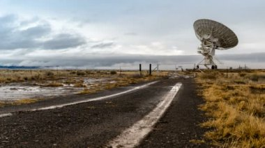 Cesta k radioteleskop