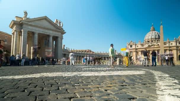 Vatican City Time-lapse