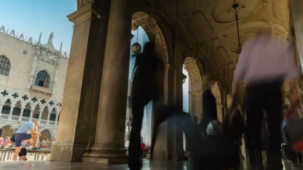 Halls of Venice Time-lapse
