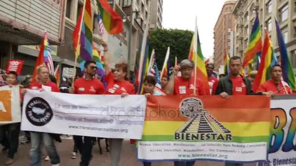 LGBTQ Immigrants March
