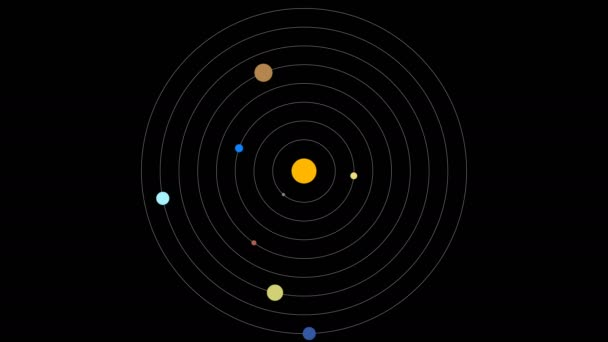 Swell Solar System Diagram Screen Display Colorful Flat Representation Wiring 101 Capemaxxcnl