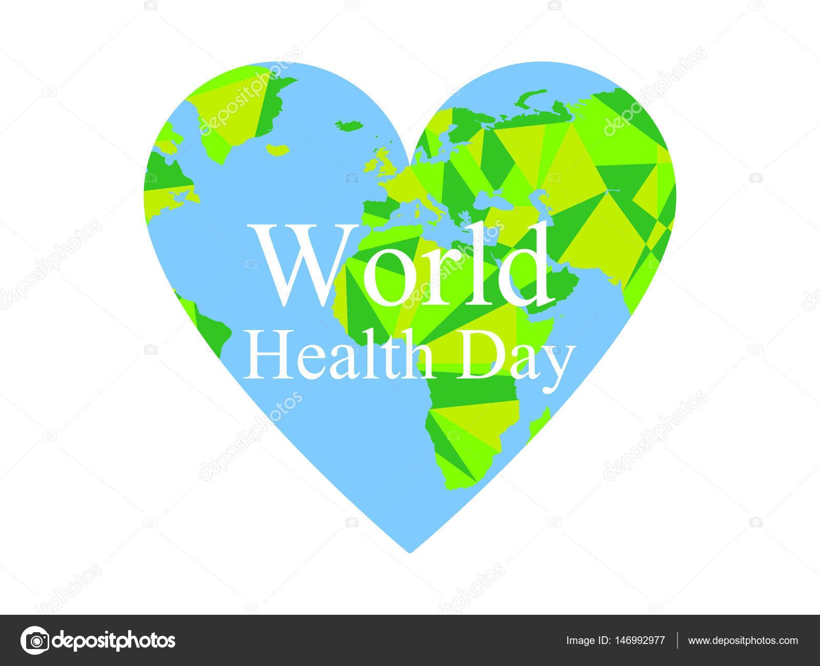 Giornata Mondiale Della Salute I Continenti Del Pianeta Terra Nel