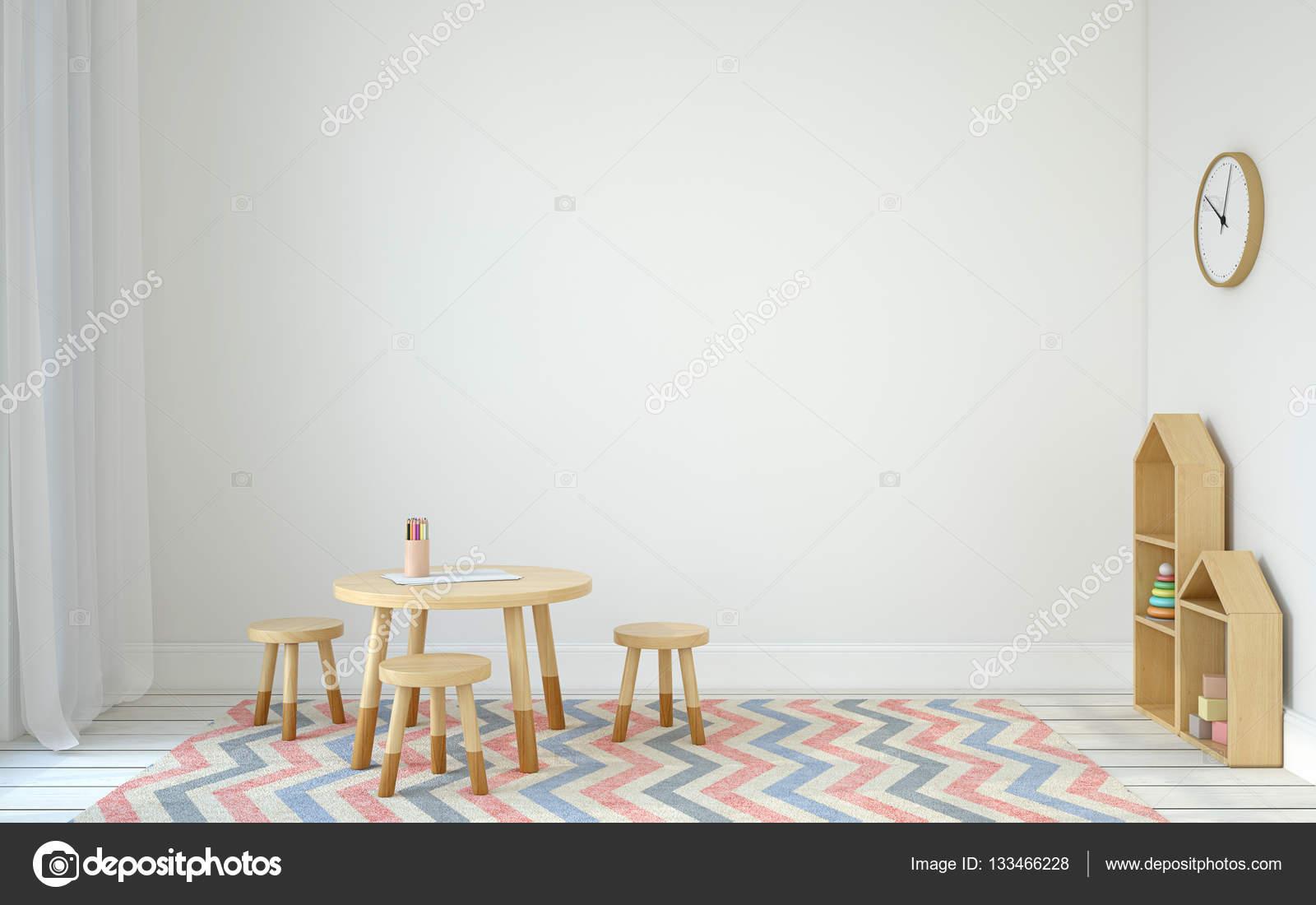 Interno della sala giochi. 3d render u2014 foto stock © poligonchik