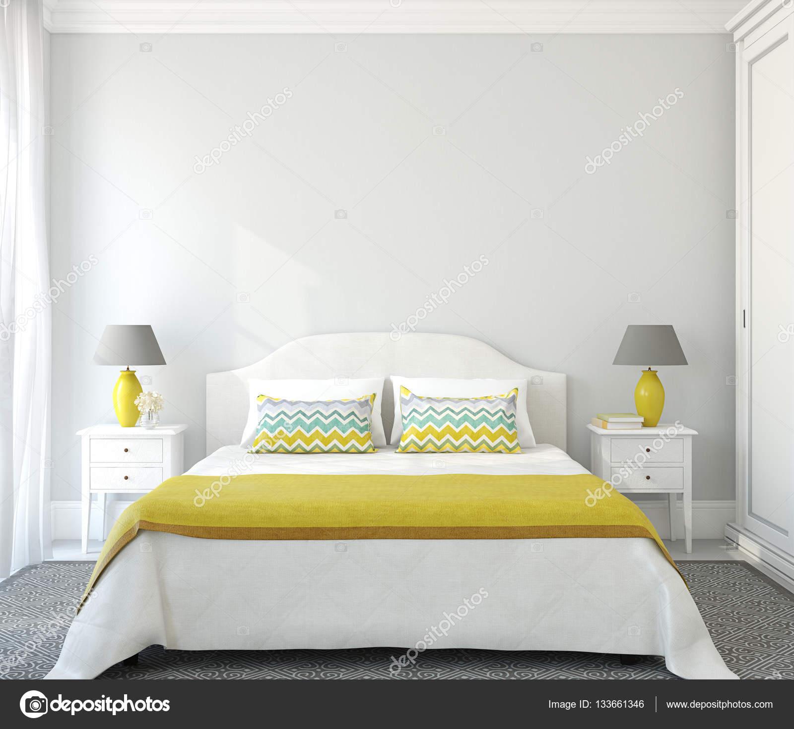 Szoba bels 3d render stock fot poligonchik 133661346 for 3d slaapkamer maken