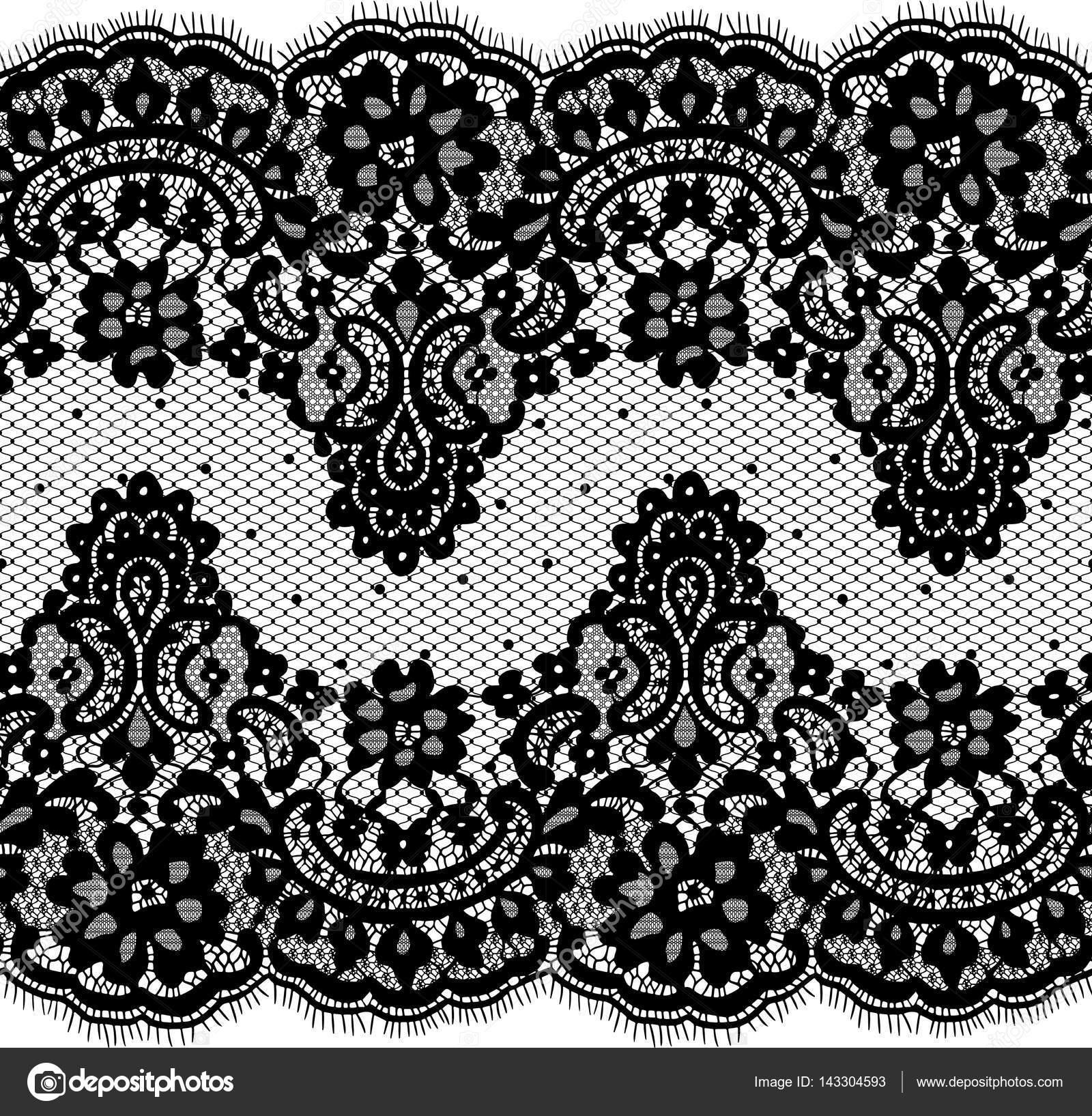 seamless black vector lace pattern stock vector maryswell 143304593 rh depositphotos com seamless black vector lace pattern seamless vector lace pattern