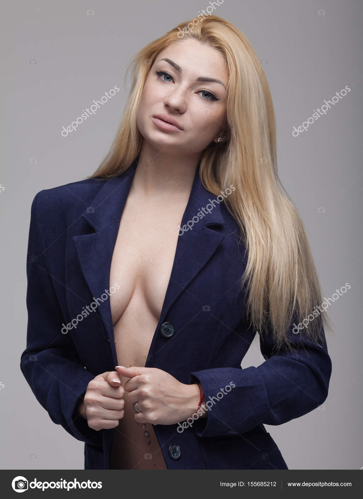 Boobs blond adult girl american