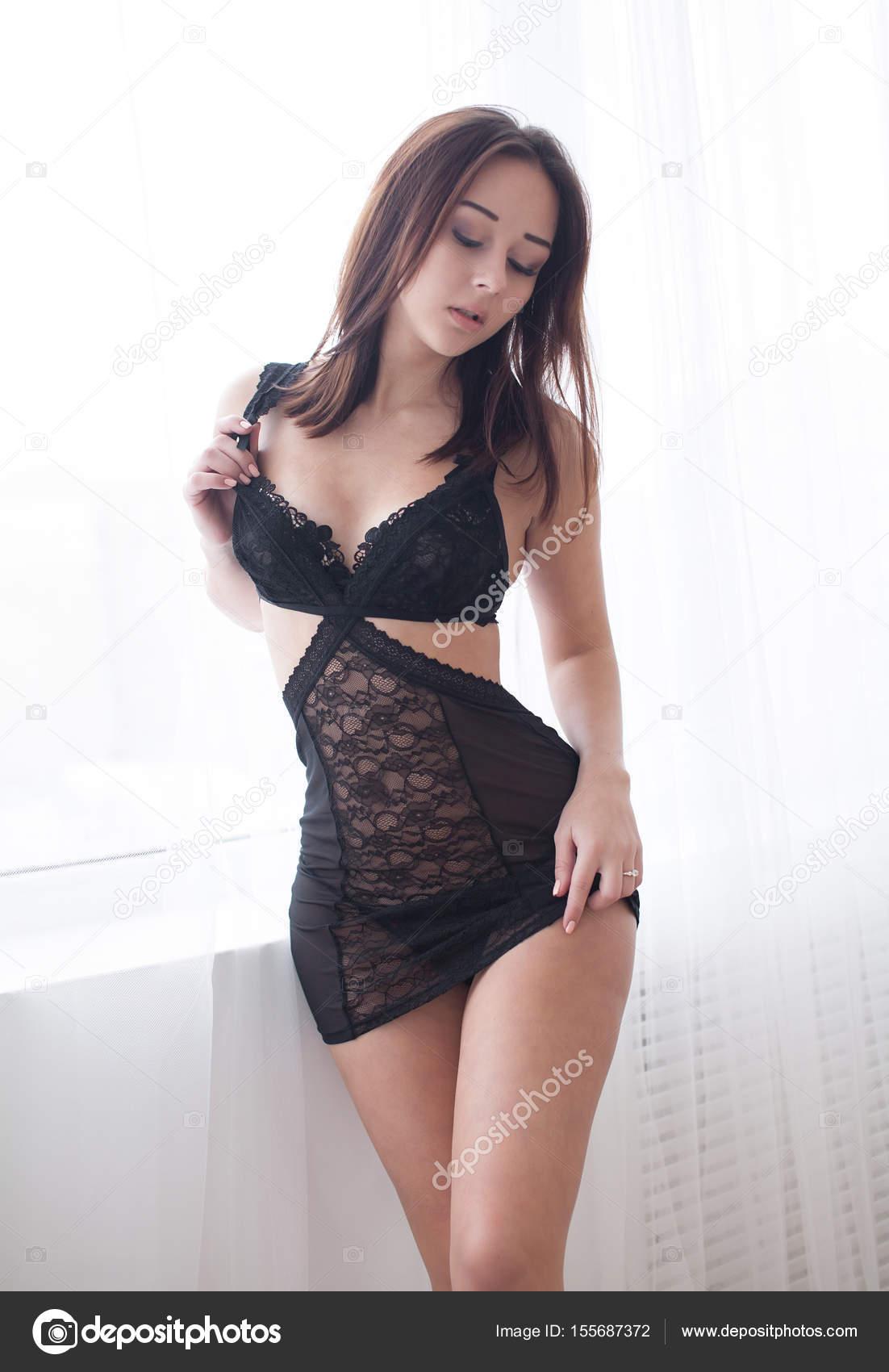 erotische nackte sexy Mädchen