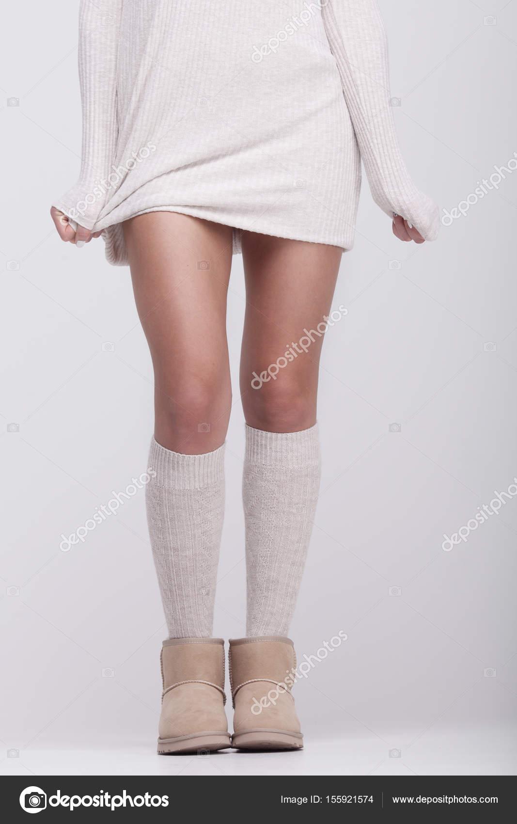 Something is. sexy women legs socks how