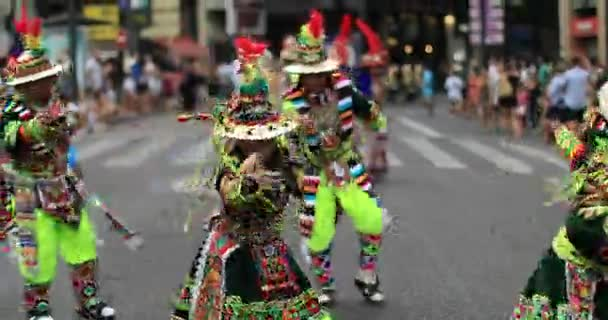 4 k bolívijské karneval 34
