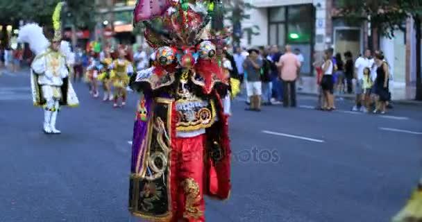 4K Bolivian Carnival 37