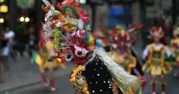 4 k bolíviai karnevál 25