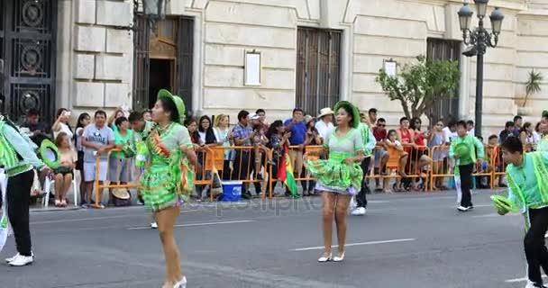 4 k bolívijské karneval 8