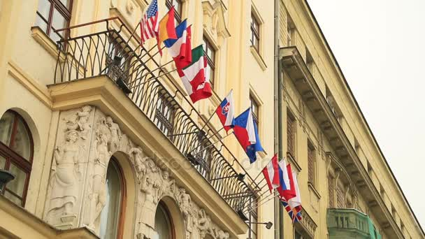Vlajky států Evropy