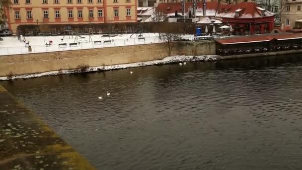 Zobrazit v Praze v zimě 2