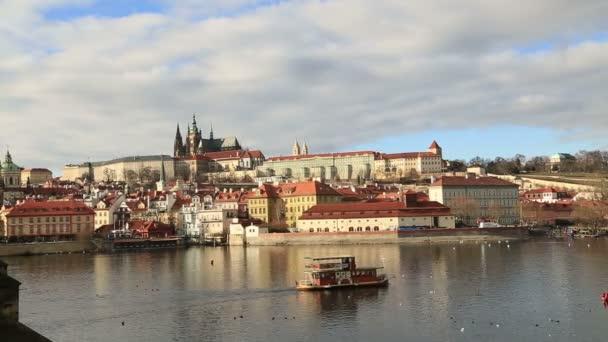 Panoráma města Prahy