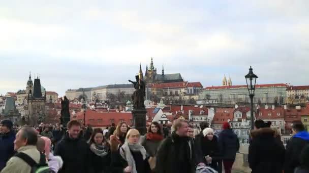 Karlův most a Pražský hrad 6