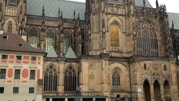 Katedrála sv.Víta Famous v Praze