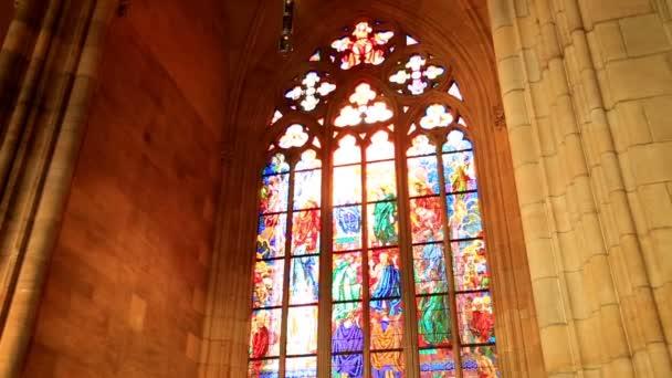 Vnitřek toho slavného St Vitus cathedral