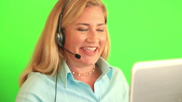 Zákaznického servisu a call centra operátor