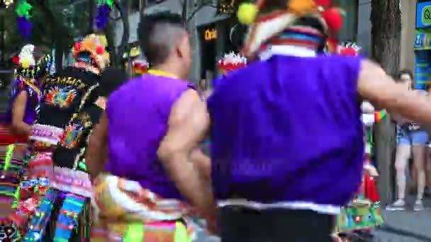 Hagyományos fesztivál Bollivian 2