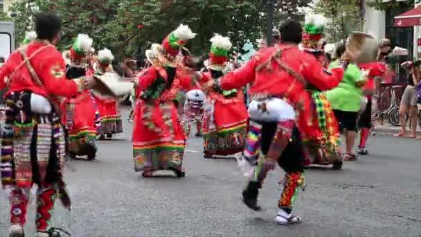 Hagyományos fesztivál Bollivian 10