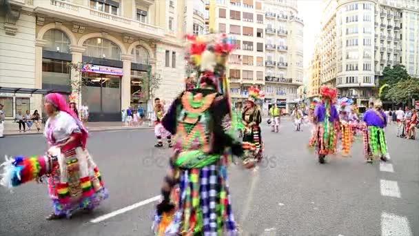Hagyományos fesztivál Bollivian 5