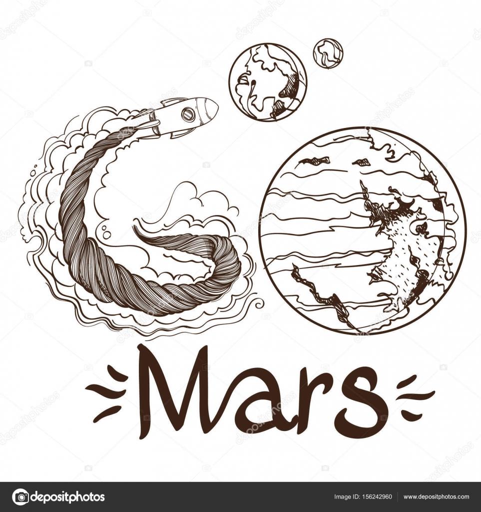 planeten zum ausmalen  ausmalbilder