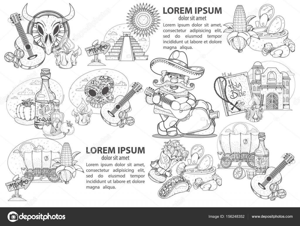Comida mexicana y artículos para el hogar — Archivo Imágenes ...