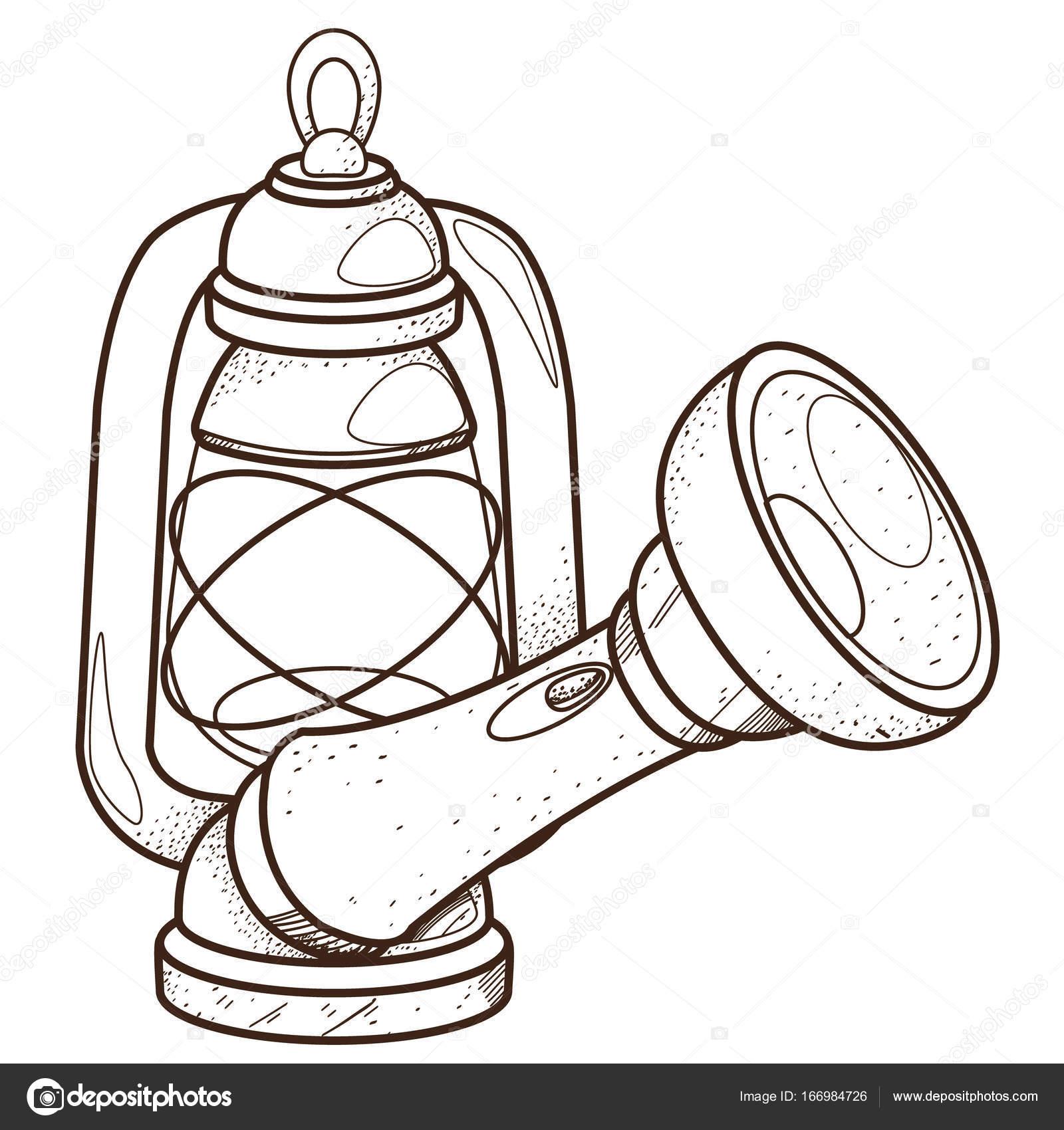 Fener Logo Tasarımı Stok Vektör Filkusto 166984726