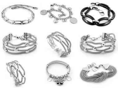 Women bracelets - Large set