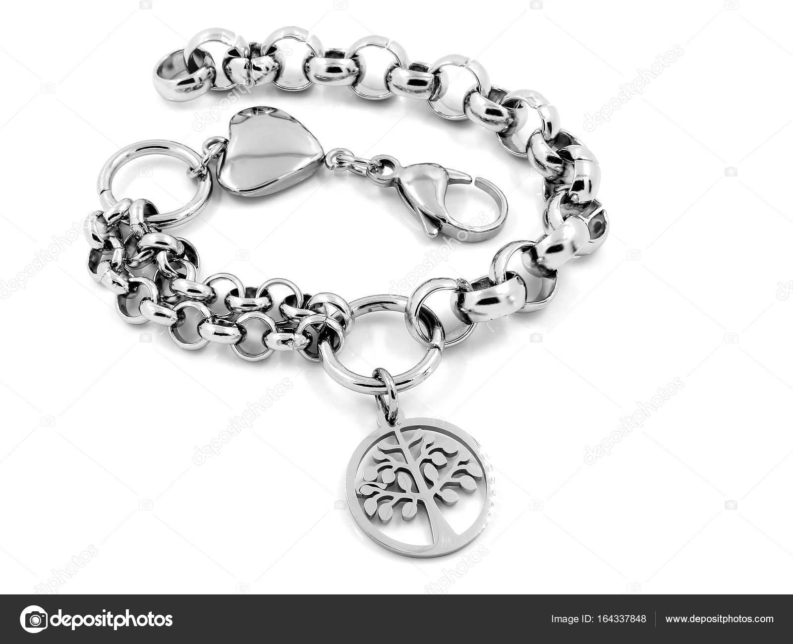 Jewelry Bracelet Symbol Tree Of Life Stock Photo Jandix 164337848