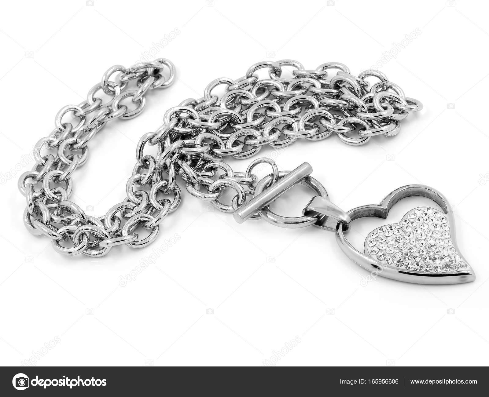 677735603 Náhrdelník - šperky pro ženy - jedna barva pozadí — Fotografie od JanDix