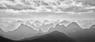 "Картина, постер, плакат, фотообои ""красивый пейзаж гор"", артикул 465100488"