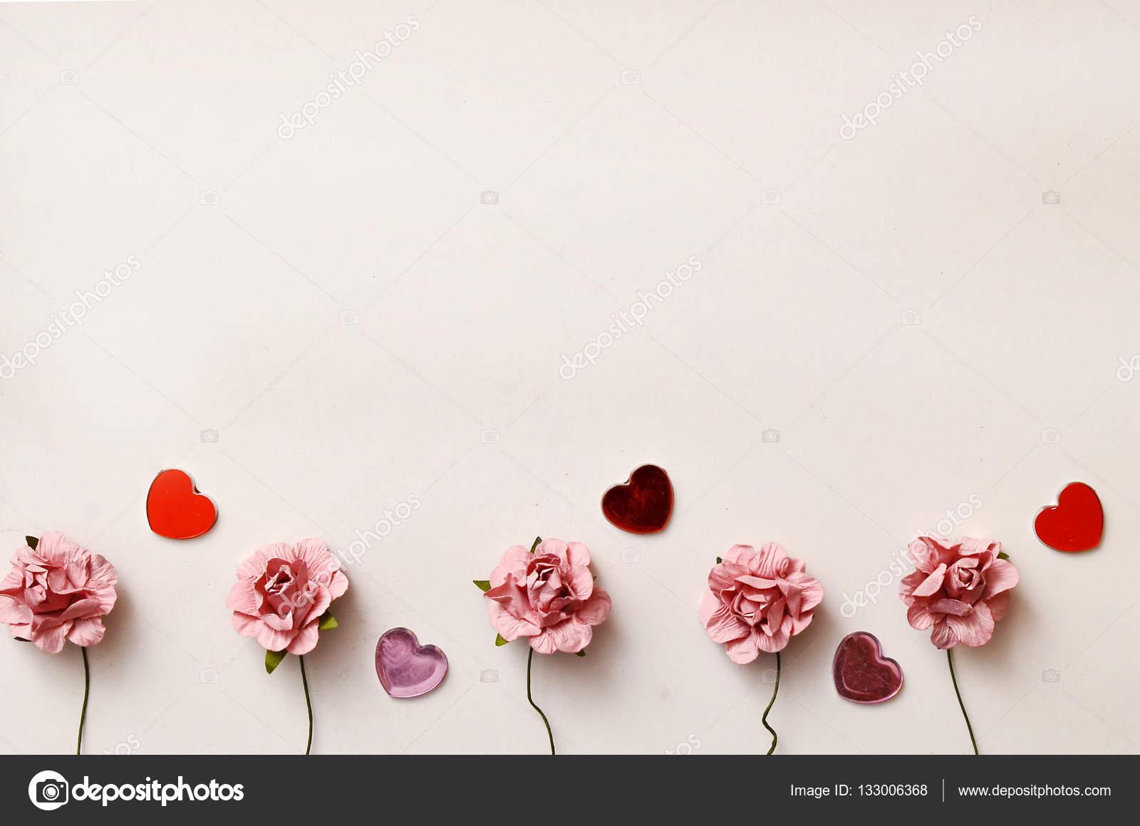 Schöne Karte Für Das Fest Der Liebe Stockfoto Srubina 133006368