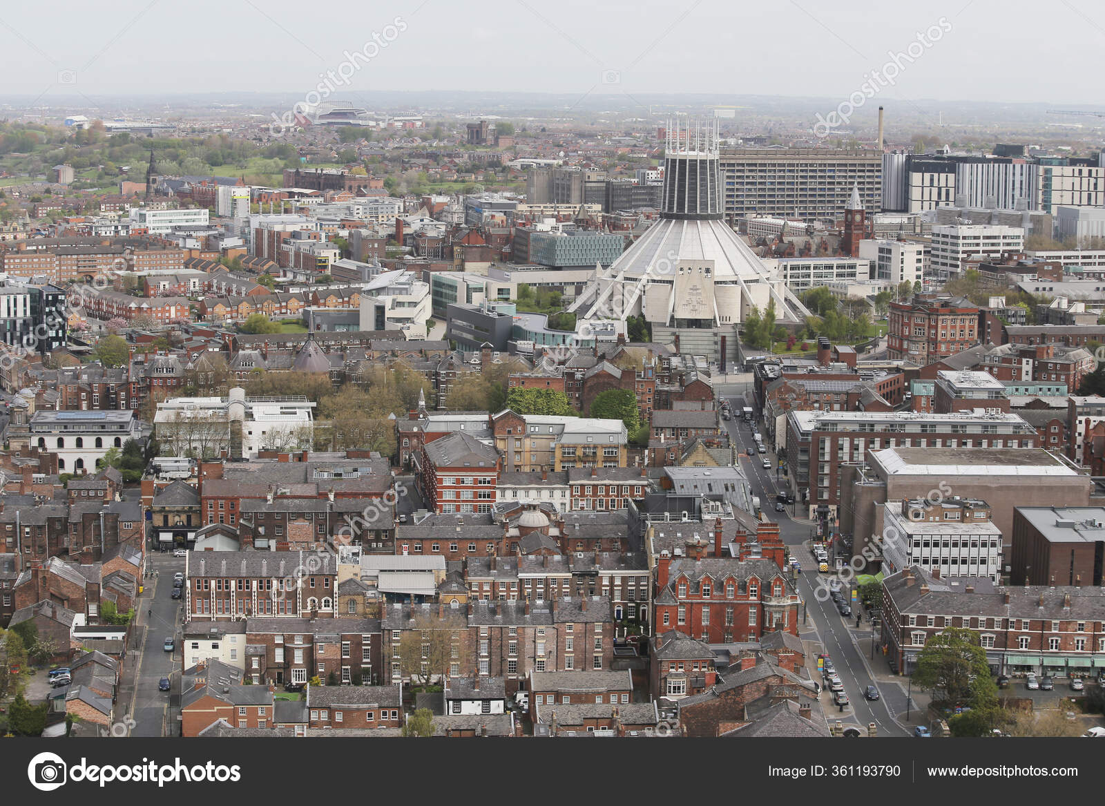 Fotos De Vista Aerea De Liverpool Imagem Para Vista Aerea De Liverpool Melhores Imagens Depositphotos