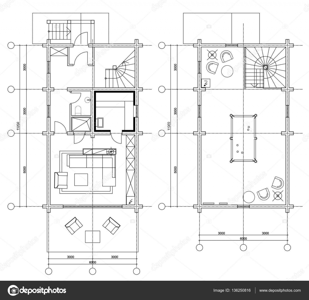 standard furniture symbols used in architecture stock vector standard furniture symbols used in architecture plans icons set graphic design elements home planning icon set small private country house with a restroom