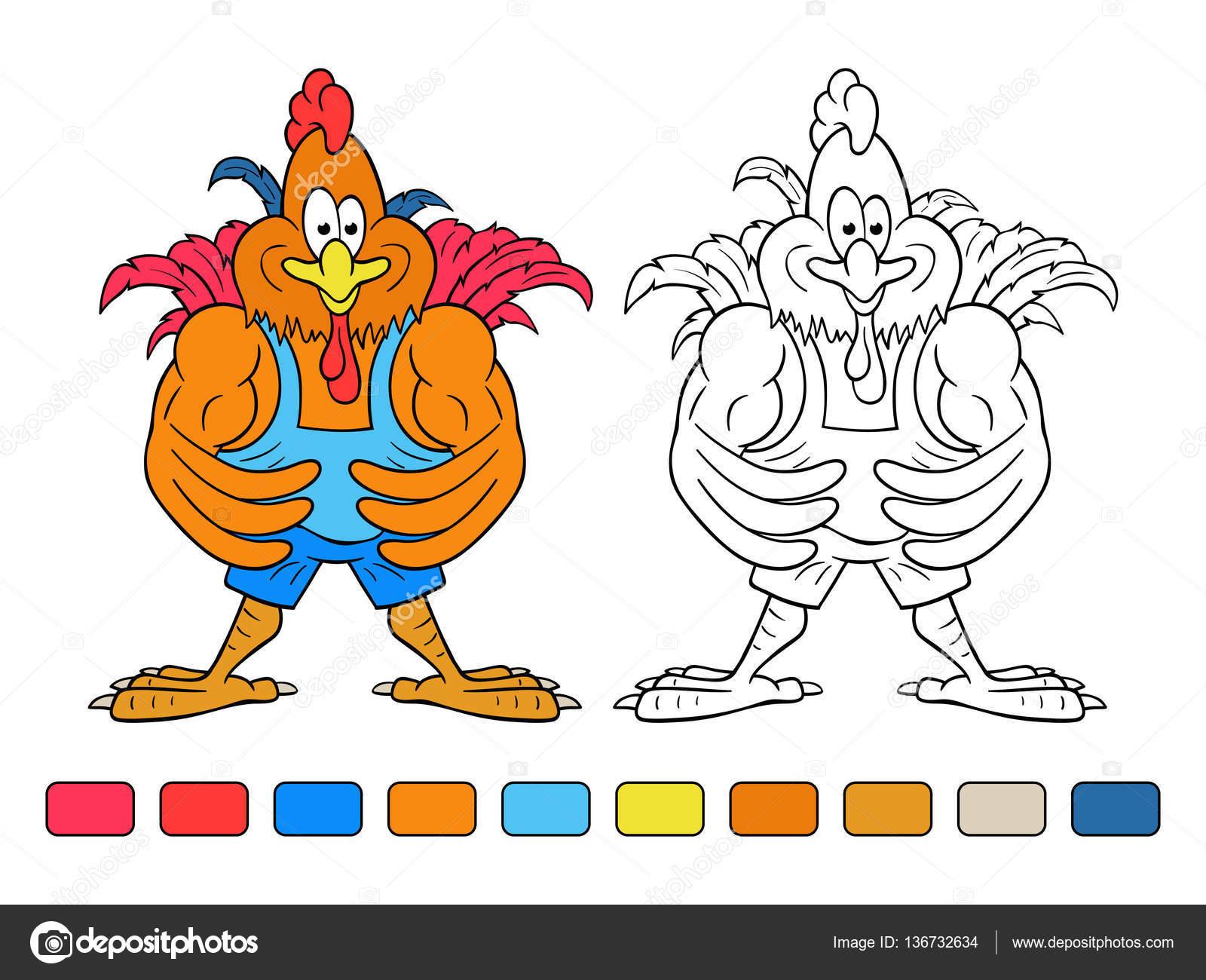 kycklingar som har analsex