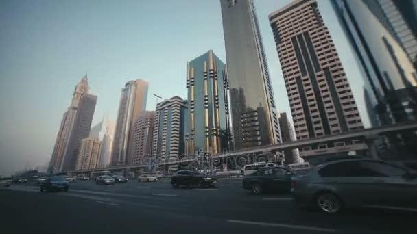 SAE, 2017: Moderní a vyspělé metropole. Městský