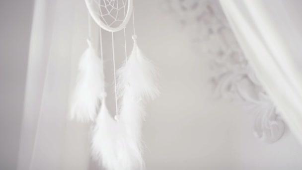 Elemento di arredo camera da letto di Dreamcatcher, indiani amuleti contro lo spirito del male