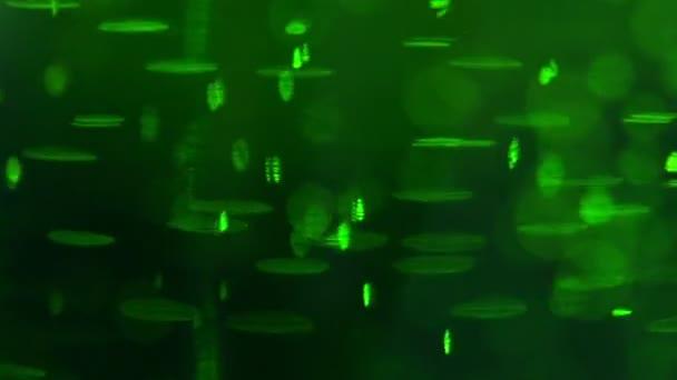 Světle zelené v baňce chemické sklo je kapalina: textury