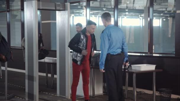 Hraničním celním letišti