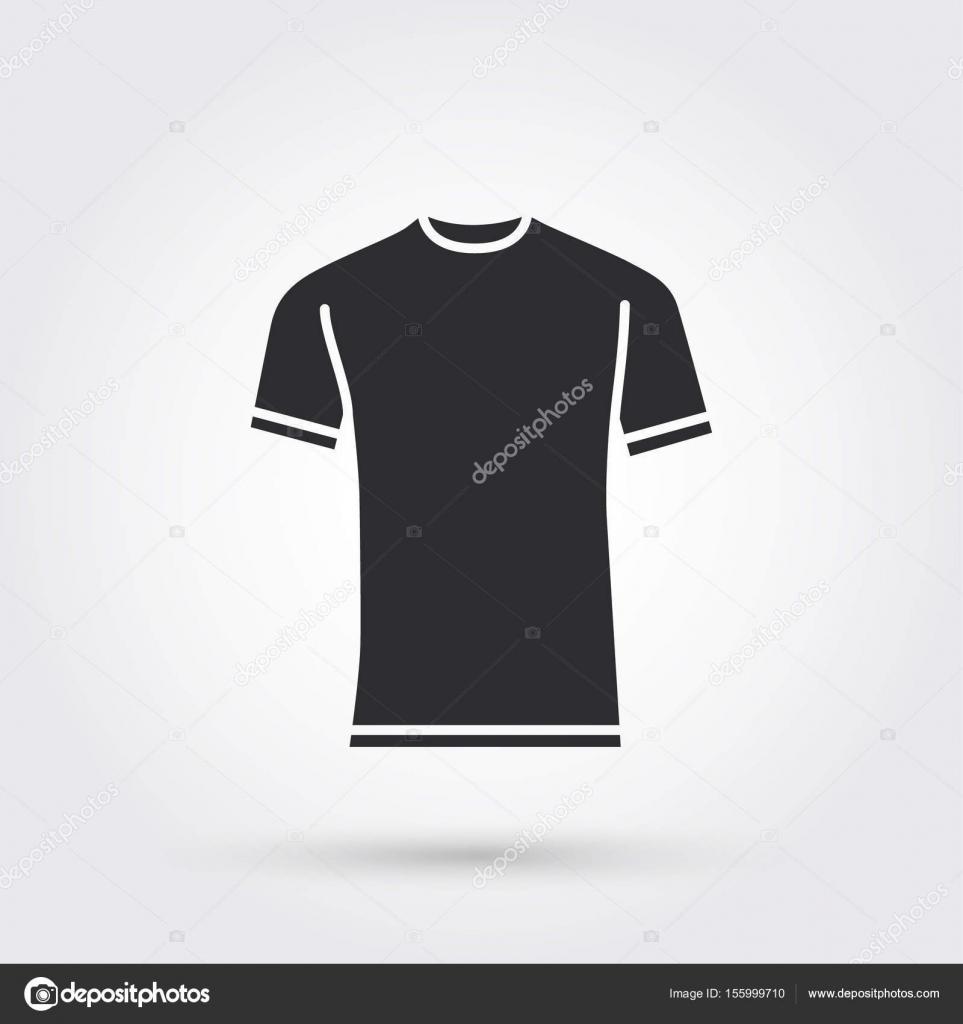 leere T-shirt-Vorlage — Stockvektor © marnikus #155999710