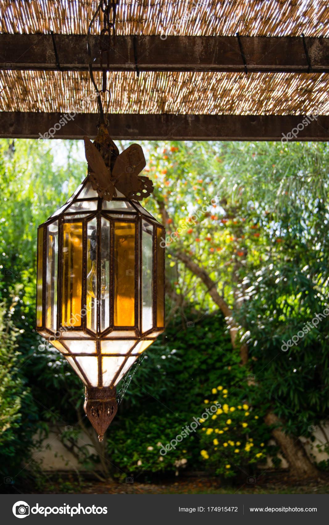 Lanterne Porche Pendentif Lampe Jardin Luminaire Lampes ...