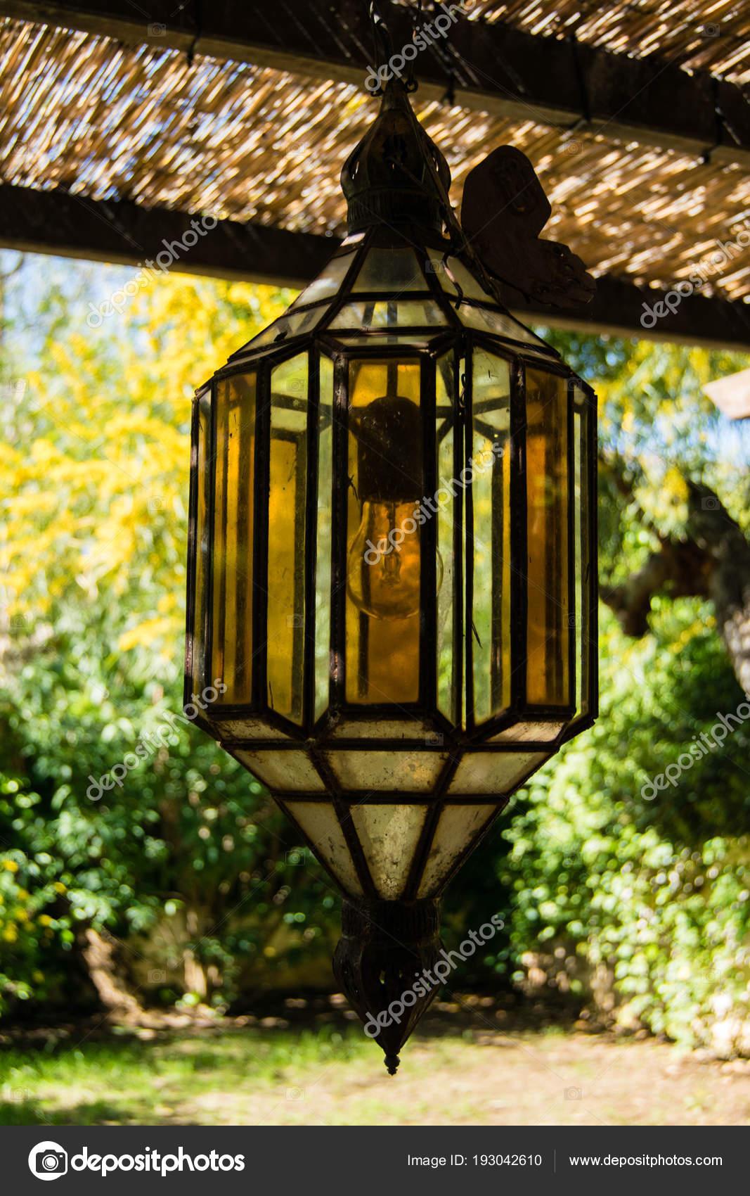 Lanterne Porche Pendentif Lampe Jardin Luminaire Lampes Vintage ...
