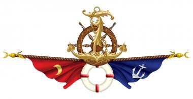 Maritime Icon Illustration