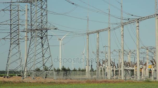 Windturbinen für Generation macht und Strom