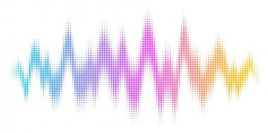 Vector Equalizer wave Effect
