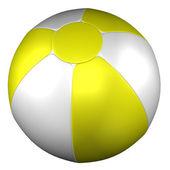 Nafukovací míč. 3D vykreslování