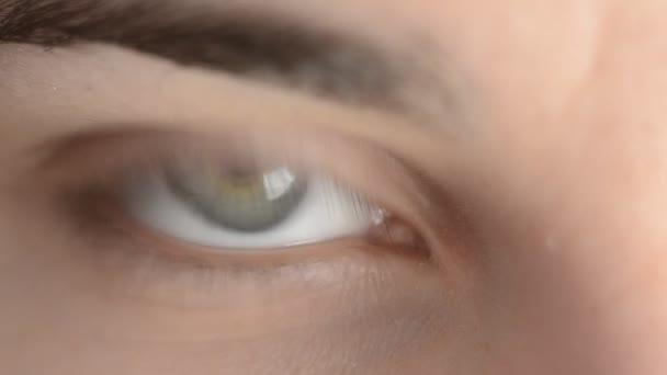 Makro shot oko